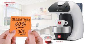 BLACK FRIDAY: Μηχανή espresso MITACA m4 (illy MPS κάψουλες)