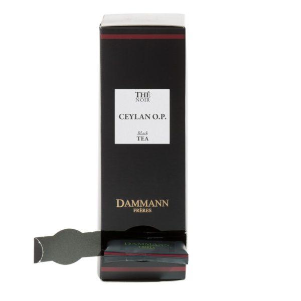 ΤΣΑΙ DAMMANN CEYLAN 24 Cristal® tea bags