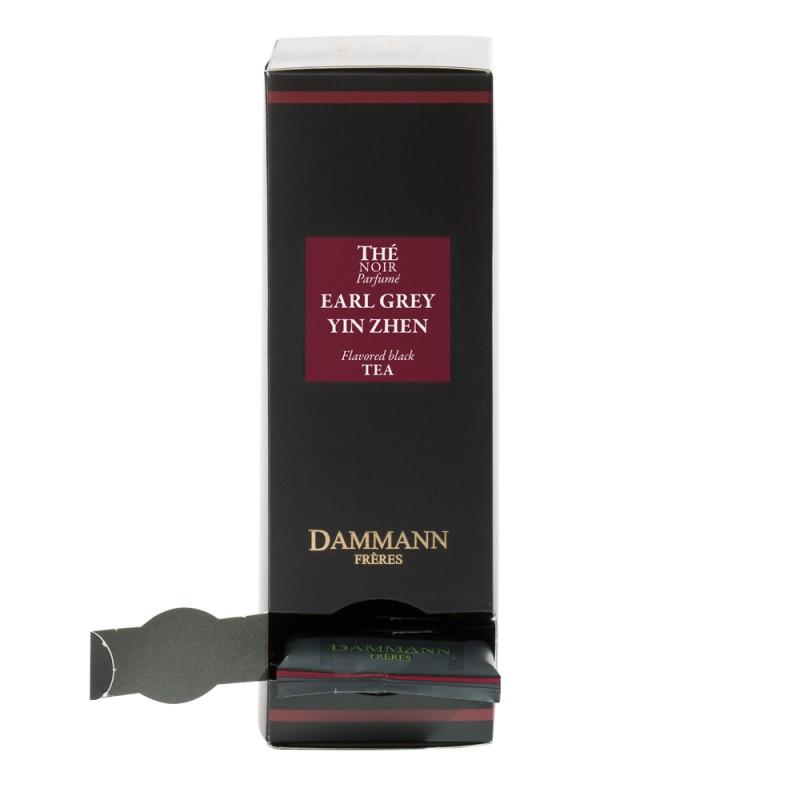 ΤΣΑΙ DAMMANN EARL GREY 24 Cristal® tea bags