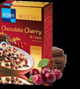 Chocolate Cherry & Oats