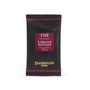 ΤΣΑΙ DAMMANN 4 FRUIT ROUGE 24 Cristal tea bags