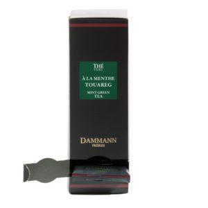 ΤΣΑΙ DAMMANN VERT A LA MENTHE 24 Cristal® tea bags