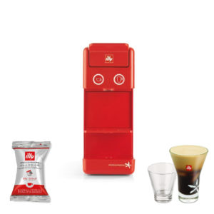 illy iperespresso Y3_2 red offer