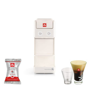 illy iperespresso Y3_2 white offer